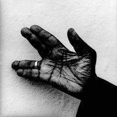 john lee hooker's hand • anton corbijn