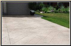 From entries and footpaths to driveways and pool decks, A Better Driveway Melbourne will bring your home improvement dreams to reality. Exposed Aggregate Driveway, Concrete Driveways, Concrete Patio, Beige Colour, Concrete Color, Stamped Concrete, Building Exterior, Pool Decks, Pathways