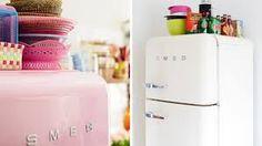 Smeg Kühlschrank Rosa : Besten smeg bilder auf kitchen dining kitchen