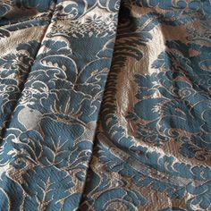 Rubelli fabrics San Marco 7583  Shop online, worldwide shipping: http://www.ethnicchic.com/products/san-marco-7583
