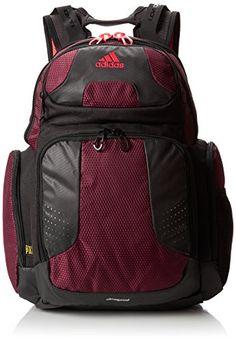 bab83fcf1e Amazon.com  adidas Strength Backpack
