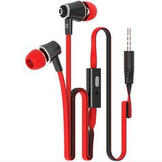 Hot Sale JM21 Stereo Headphones 3.5MM In-Ear Earphones Earbuds Super Bass Headset Handsfree With MIC For IOS Andriod Mobile Phone PC Online with $20.32/Piece on Baiheyu's Store | DHgate.com