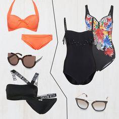 Bikini vs. Badeanzug  Wir stellen die Trendfrage an euch, was ist dieses Jahr das Must-Have im Sommer 2016? #cK