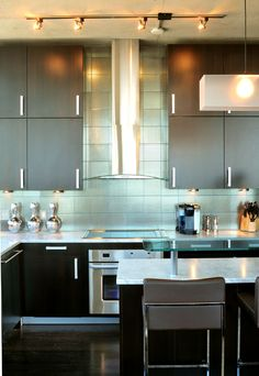 Pierce & Company - loft kitchen remodel