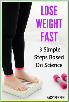Lose weight fast with 3 simple steps based on science. It addresses common questions like: Can I lose weight without exercise? Can I lose 10 pounds in a week? Check out the Step by Step process to lose weight quickly Quick Weight Loss Tips, Weight Loss Help, Losing Weight Tips, Lose Weight In A Week, Need To Lose Weight, Diet Plans To Lose Weight, Reduce Weight, Drop, Yoga