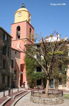 Saint Tropez voyage, photos et hotels à Saint Tropez cote d'Azur