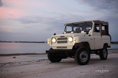 Pearl, 1967 Nissan Patrol vintage truck by Volcan Nissan Patrol, Classic Trucks, Classic Cars, 4x4, Trucks For Sale, Automotive Design, My Ride, Toyota Land Cruiser, Offroad