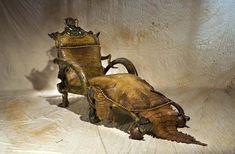 Michel Haillard's  chaise longue