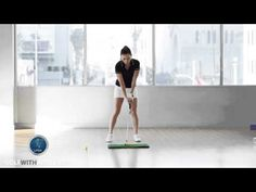 [Golf with Aimee] Aimee's Golf Lesson 024: More Lag for More Power - YouTube