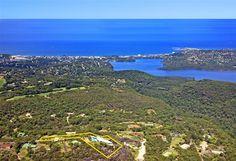 Elanora House: aerial view over Elanora.
