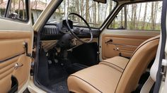 Fiat 126p Bambino, pierwsza seria, odrestaurowany Fiat 126, Design Cars, Classic Cars, Automobile, Vehicles, Ideas, Cars, Car, Vintage Classic Cars