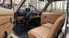 Fiat 126p Bambino, pierwsza seria, odrestaurowany