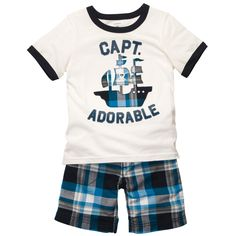 Ahoy Boy! | Baby Baby Boy for Bennett