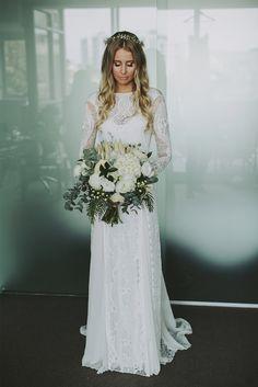 2d95698d De 52 bedste billeder fra brudekjoler | Bridal gowns, Alon livne ...