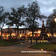 Una de las Plazas más bellas de México