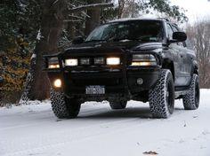 lifted 2000 dodge durango | 2000 Dodge Durango