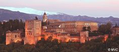 A little tour of Andalucia would be fantastic, Granada's Alhambra Palace, Seville, the white villages and Sierra Nevada mountains