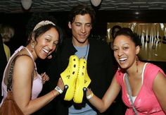 Pin for Later: Remembering Crocs: A Heartfelt Eulogy to the Departed And then everyone was wearing them. Tia, Tamara, and Andrew Keegan, y'all.