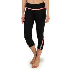 "Free Shipping on orders over $35. Buy Danskin Now Studio Women's Solid 19"" Capri Pants at Walmart.com"