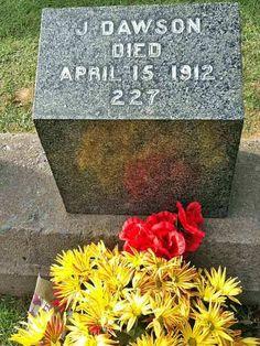 Titanic graves on Pinterest | Nova Scotia, Rms Titanic and Lawn