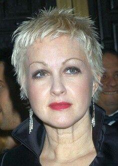 Cindy Lauper great hair