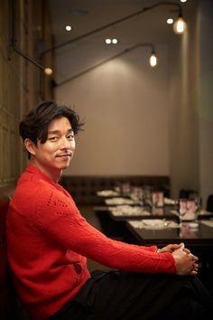 Goblin-Gong Yoo-Korean Drama_id-Subtitle Korean Star, Korean Men, Korean Actors, Lee Dong Wook, Ji Chang Wook, Karlie Kloss, Busan, Marie Claire, Dramas