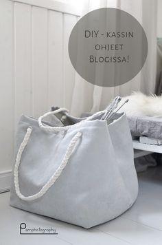 DIY kassi // DIY bag | DESIGNED BY // sm