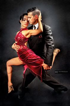 Leandro Palou & Maria Tsiatsiani Argentine Tango
