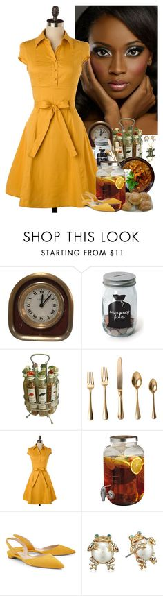 """""""fairy tales can come true you gotta make 'em happen"""" by asteroid-astraea ❤ liked on Polyvore featuring Cartier, Juliska, Look From London, Paul Andrew, Betsey Johnson, Effy Jewelry, disney and fandom"""