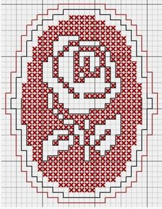 Thrilling Designing Your Own Cross Stitch Embroidery Patterns Ideas. Exhilarating Designing Your Own Cross Stitch Embroidery Patterns Ideas. Beaded Cross Stitch, Cross Stitch Rose, Cross Stitch Flowers, Cross Stitch Embroidery, Hand Embroidery, Cross Stitch Patterns, Cross Stitch Boards, Cross Stitch Alphabet, Beading Patterns