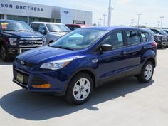 Schedule a test drive and get rolling in a 2016 #Ford Escape S.