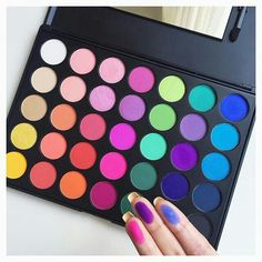 Morphe 35b - Colour Glam pallette