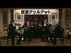 Ravel String Quartet in F