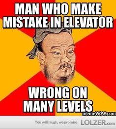 Funny Confucius Quotes 104 Best Confucius sayswhat? images | Fanny pics, Funny images  Funny Confucius Quotes