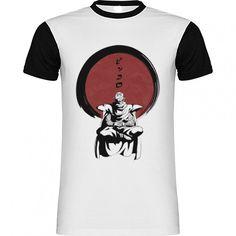 Camiseta Dragon Ball Piccolo Meditacion Simbolo Zen de SportShirtFactory en Etsy