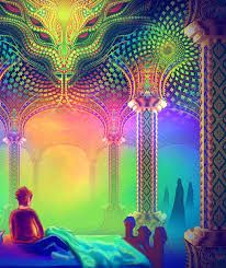 Image result for ayahuasca colours