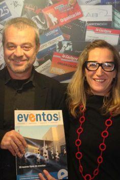Our friends Ray Torrents y Africa Ortega (Torrents&Friends)  se han guardado todos, desde el primer número de eventos mag!!!