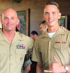 Mmmmilitary Men Military Guys, Military Jacket, Marines, Hot, People, Fashion, Moda, Field Jacket, Fashion Styles