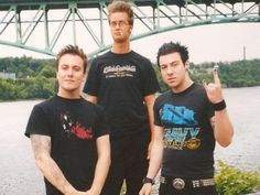 Synyster Gates, The Rev, Zacky Vengeance - Serious lack of ink here, lol