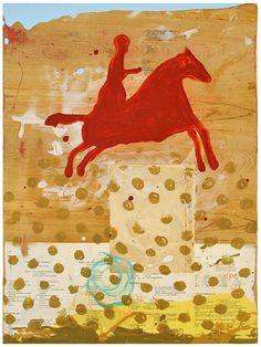 #horsepainting #art #johnrandallnelson