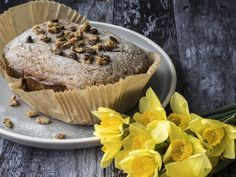 Check out our favourite cake recipe with Panasonic breadmaker. Try out today this wonderfully light crumbly cake with very little added sugar. Gluten Free Cakes, Gluten Free Baking, Panasonic Bread Machine, Coffee And Walnut Cake, Pan Bread, Cake Recipes, Tasty, Healthy Recipes, Breakfast