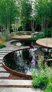 Afbeeldingsresultaat voor 3 D design tuinen