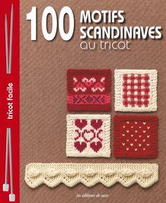 Crochet tunisien volume 3 jacquard d di la technique Motifs scandinaves traditionnels