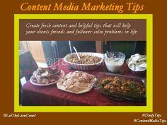 Social Media Marketing Daily Tip #6 #CreativeContentMedia #DailyTip #LetTheLionGrowl