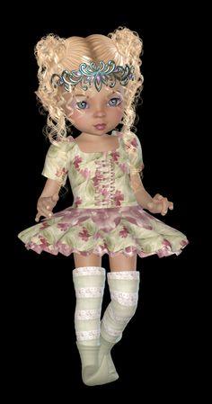 Cartoon Girl Images, Girl Cartoon, Kiss Emoji, Cute Fairy, Fairy Art, Fairy Dolls, Girls Image, Cute Dolls, Pretty Art