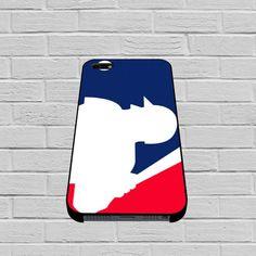 Blue Baseball Major League case of iPhone case,Samsung Galaxy #case #casing #phonecase #phonecell #iphonecase #samsunggalaxycase #hardcase #plasticcase