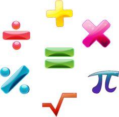 math clipart vector - Google Search | GTO : Great Teacher Onchuta ...