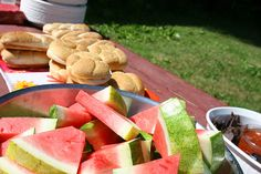 list of patriotic foods for the fourth of july