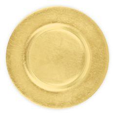 Golden Glass Plate Charger | ZARA HOME Hrvatska