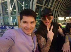 Until we meet again Adam Lambert #adamlambert @adamlambert